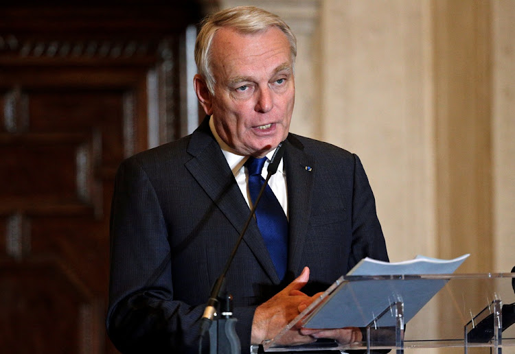 French Foreign Minister Jean-Marc Ayrault. Picture: REUTERS/MAX ROSSI