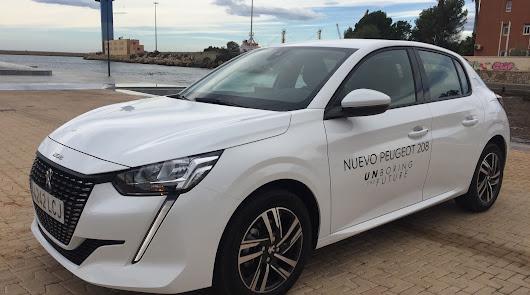 """Peugeot 208""  Objetivo,  liderar su segmento"