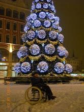 Photo: 12. 01. 2013 roku  - przy pięknej  choince