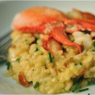 X-Country Double Lobster Risotto