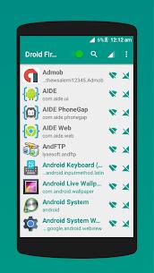 Droid Firewall v1.3 [Pro] APK 1