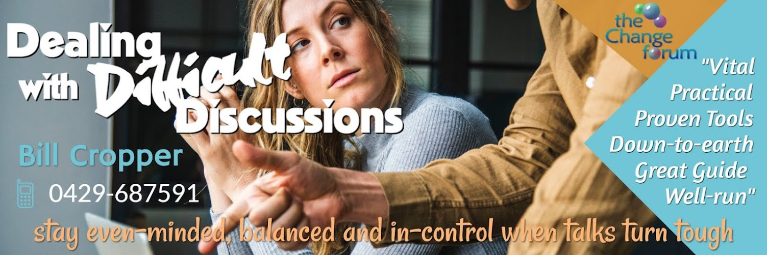 Dealing with Difficult Discussions