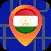 ?Maps of Tajikistan:Offline Maps Without Internet