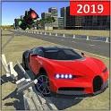 Ultimate City Car Crash 2019: Driving Simulator icon