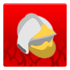 Firefighters - SMS alarm icon