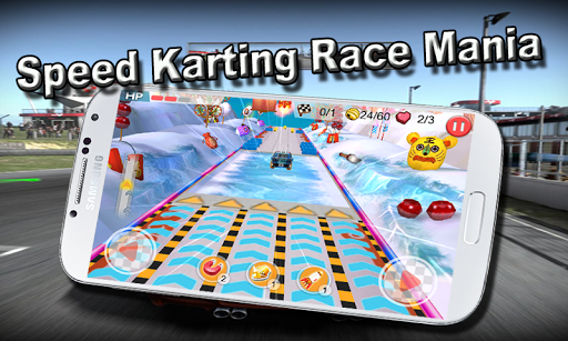 Speed Karting Race Mania