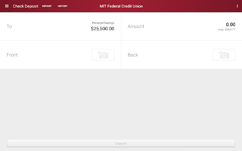 MIT Federal Credit Union screenshot 14