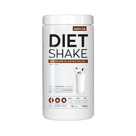 Bodylab Diet Shake - Chocolate