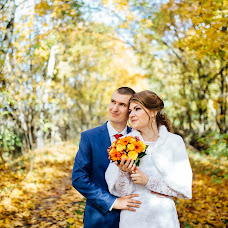 Wedding photographer Ksana Shorokhova (ksanaph). Photo of 20.10.2016