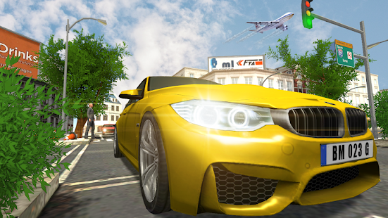 Car Simulator M3 Screenshot