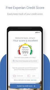 Experian – Credit Score- screenshot thumbnail