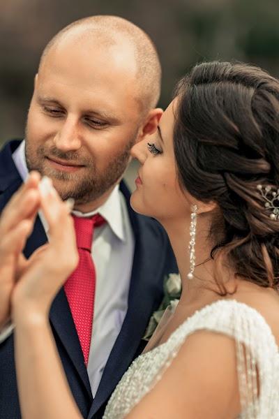 Wedding photographer Anna Zhdanova (annajhdanova). Photo of 09.10.2018