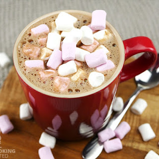 Slow Cooker Hot Chocolate.