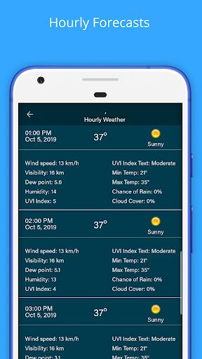 Weather Forecast - Weather Radar & Weather Widget screenshot 3
