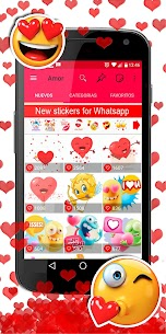 💕😍 WAStickerApps –  Love stickers for whatsapp Download For Android 5