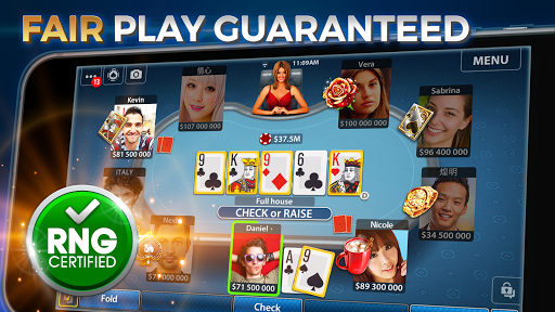 Texas Hold'em & Omaha Poker: Pokerist  screenshots 6