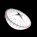 Marine Compass - White icon