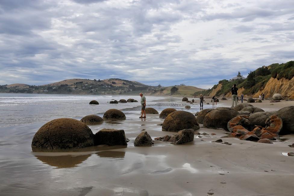 Głazy Maoraki