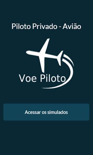 Simulado PPAV ANAC: Voe Piloto