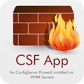 CSF App for Firewall on WHM