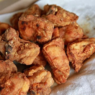 Chicarrones de Pollo (Puerto Rican Fried Chicken).