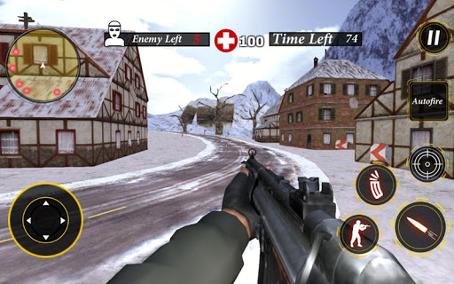 Survival Squad Free Fire Unknown Firing Battle screenshot 13
