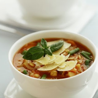 Tomato and Vegetable Soup.
