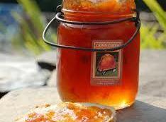 Peach Orange Pineapple Cherry Jam Recipe