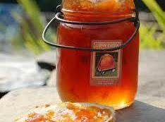 Peach Orange Pineapple Cherry Jam Recipe