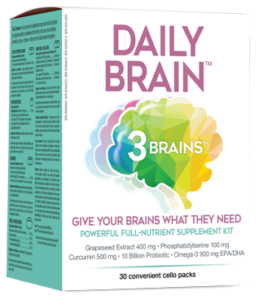 3 Brains Daily Brain
