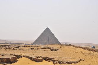 Photo: Pyramid of Mekaure