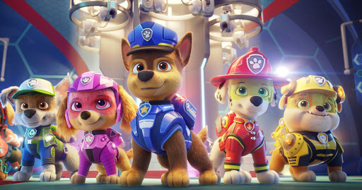 'PAW Patrol: The Movie' Trailer Is Here And It's Adorable
