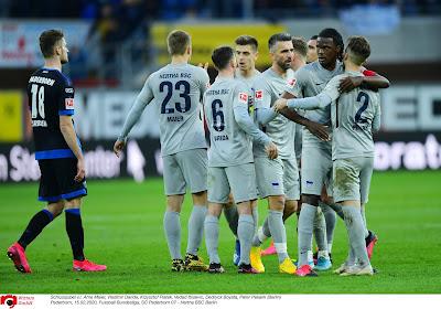 Bundesliga : Le Hertha Berlin de Boyata et Lukebakio réalise un joli come-back !