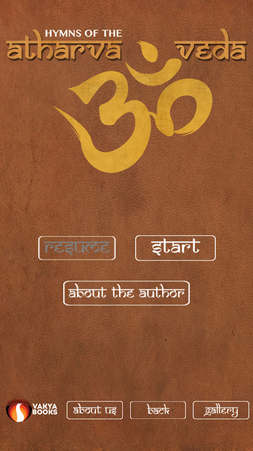 The Vedas - complete edition- screenshot