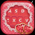 Love Heart Valentine Keyboard icon