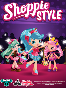 Shopkins: Shoppie Style- screenshot thumbnail