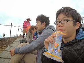 Photo: 昼食time。