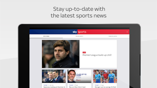 Sky Sports International 1.0.0 screenshots 9