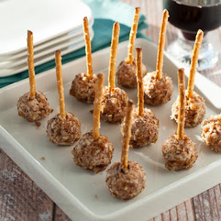 Mini Goat Cheese Balls