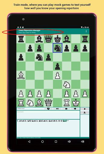 Chess Trainer Free - Repertoire Builder moddedcrack screenshots 11