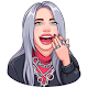 🎤New Stickers of Singers WAstickerapps Memes Apk