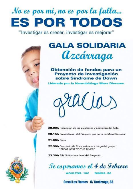 Gala Solidaria de Azcárraga