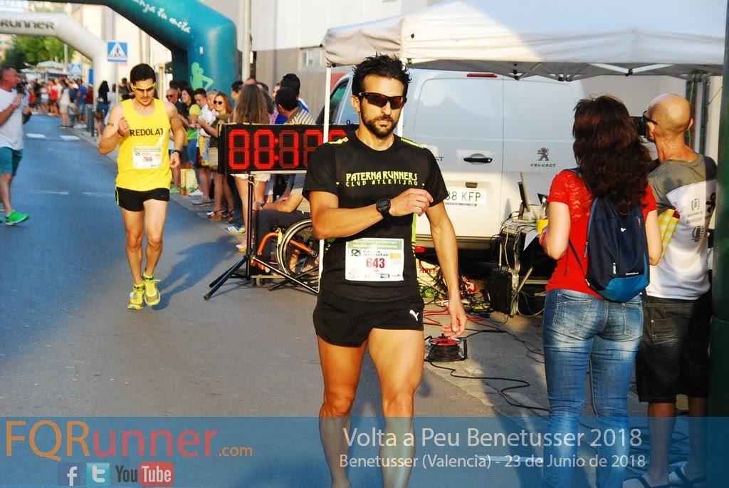 Ivan Robles Collado del C.a. Orero Paterna Runners