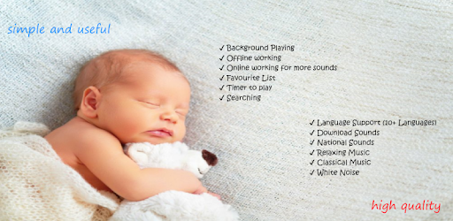 Baby Sleep Sounds Pro - Apps on Google Play