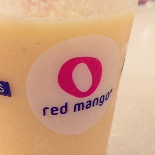 Photo: Red Mango Frozen Yogurt