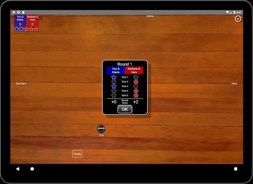Euchre Card Classic 1.1 screenshots 12