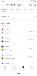 OneFootball – Soccer Scores Mod 13.0.10.12905 Apk [Unlocked] 5