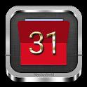 음력달력 : 무료 간편 저용량 : 양력, 공휴일, 대체휴일, 임시공휴일 icon