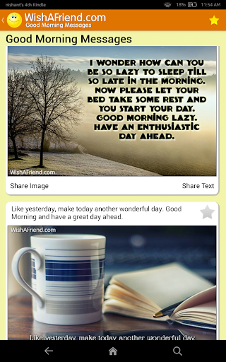 Good Morning Images Messages