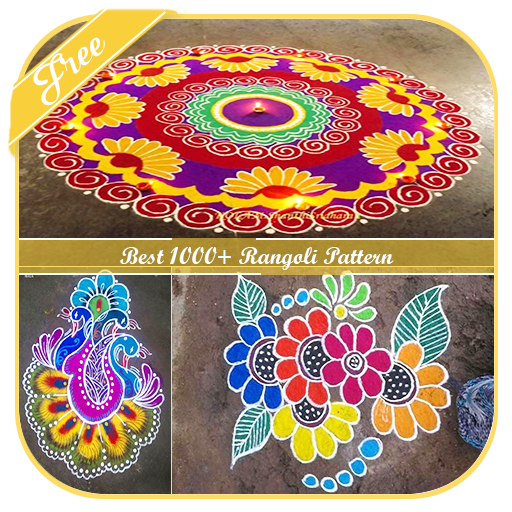 Best 1000+ Rangoli Pattern